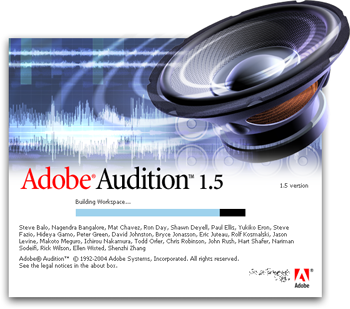 Adobe Audition 1.5 Rus/Eng Final 2011 32bit/64bit для window 7 + Ключ/Кряк Русская версия! Adobe Audition 1.5