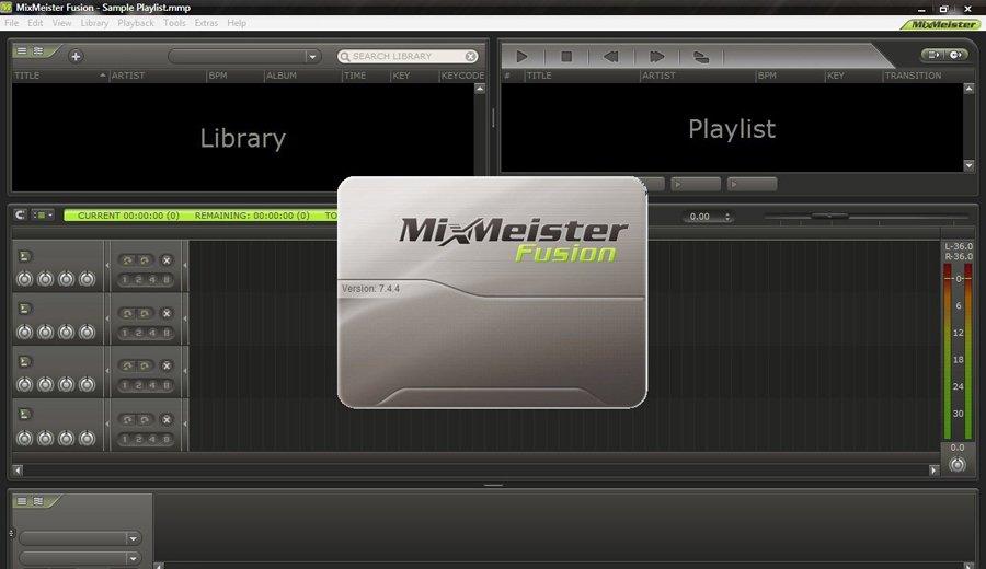 Mixmaster программа скачать бесплатно