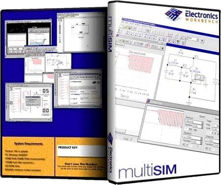 Новый! Multisim 11 Rus Скачать Торрент + Ключ Программа Electronics Workbench 5.1 Rus Final 2011 Конструирование и Моделирование ЭлектроСхем