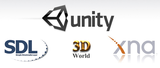 Unity3D 3.5 Скачать Торрент Движок для создания Игр