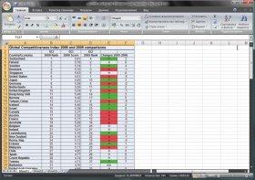 Microsoft Excel 2007 Торрент Бесплатный Табличный редактор Excel