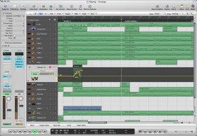 Logic Studio 9 Торрент Виртуальную студия для создания музыки